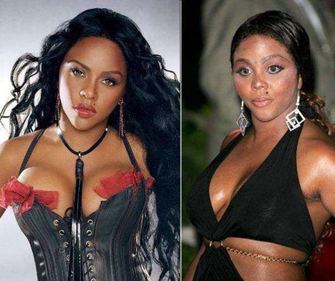 Lil Kim is most recently known for pouting about Nicki Minaj's success. If the now not-so-Lil Kim spent more time worrying about herself, she might not have to be the self-proclaimed Queen of Rap.