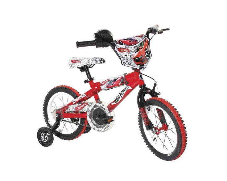 Hot Wheels 14 Inch Bike