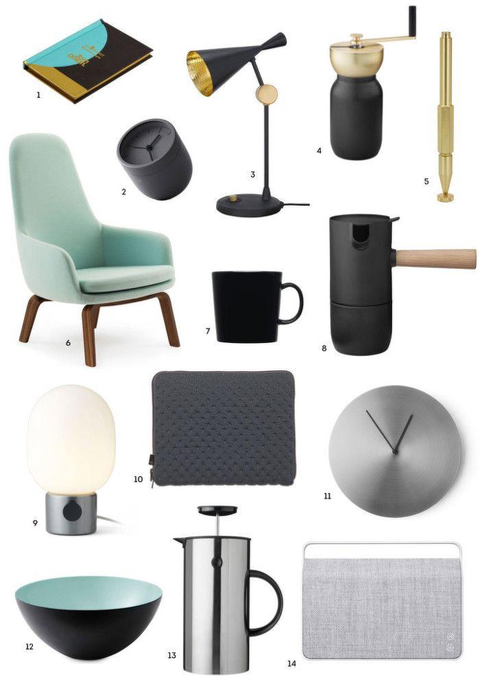 Tipy na vánoční dárky pro muže   DesignVille