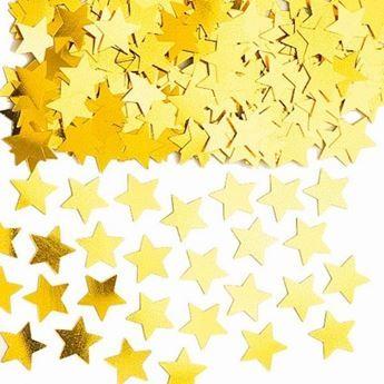 Venta de Confeti estrellas doradas (14gr)