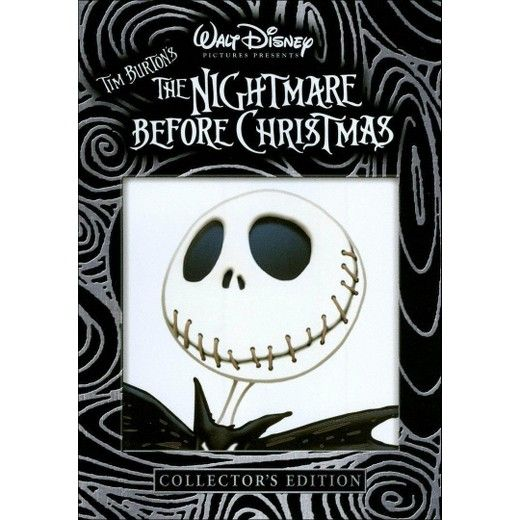 The Nightmare Before Christmas (Collector's Edition) (dvd_video) : Target