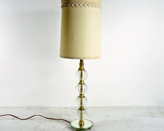 1000 Ideas About Vintage Table Lamps On Pinterest Table