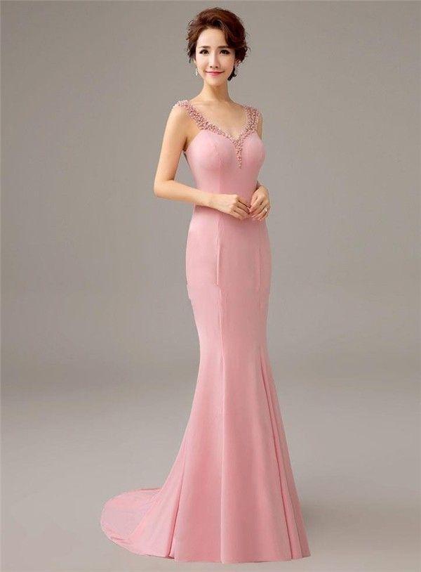 151 mejores imágenes de Evening Dresses en Pinterest | Vestidos de ...