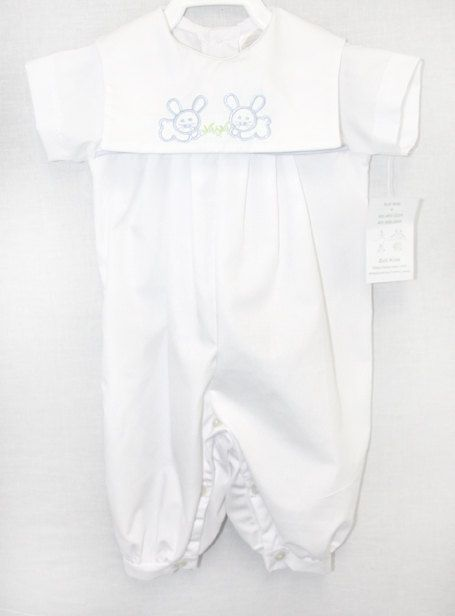 292087  Boys Easter Outfit  Baby Clothes  Newborn Boy by ZuliKids
