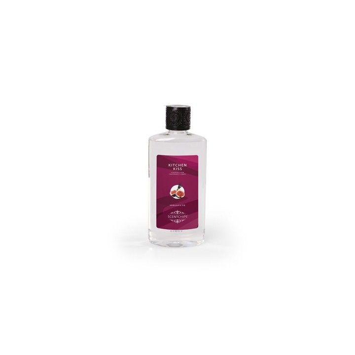 Geurolie Kitchen Kiss - Vanilla and Fig. Geurolie om te gebruiken in een oliebrander van Scentchips. Met deze variant verrijk je elke ruimte in je interieur met de geur van vanille en vijgen. #intratuin