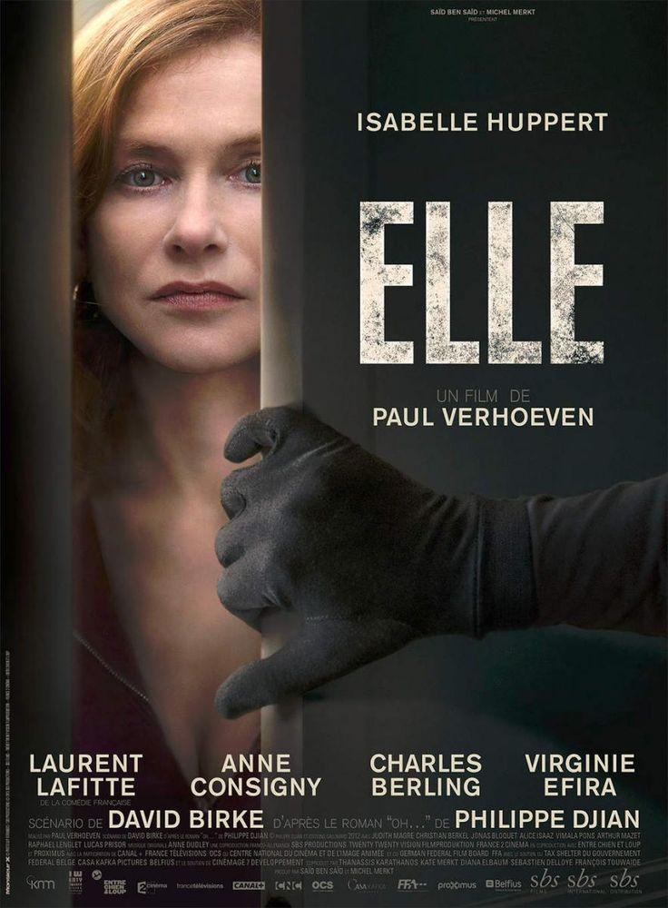Elle, de Paul Verhoeven, 2016