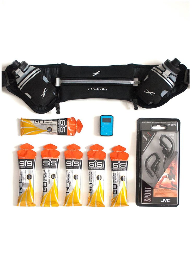 To help us develop a great looking and functional hydration belt, we would love to hear from you to understand what you want from it. Click the link below and complete the short form telling us what you like to carry with you when you go running and have the chance to win a fantastic prize bundle of a hydration belt, small MP3 player, sports headphones and 6x energy gels. Good Luck!