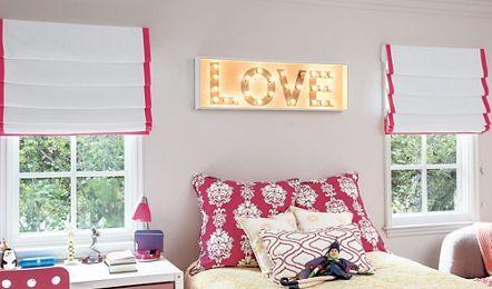 Best 25 kids window treatments ideas on pinterest girls for Kids bedroom window treatments