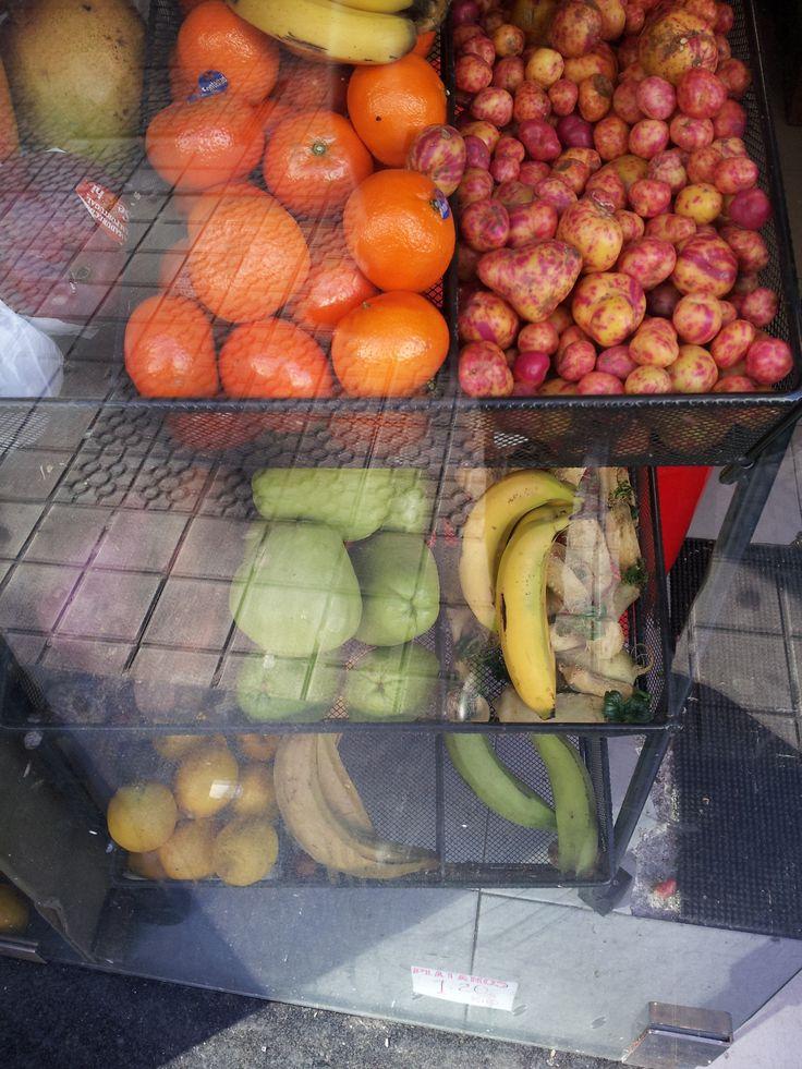 ¿Cuál es la fruta que más te gusta?