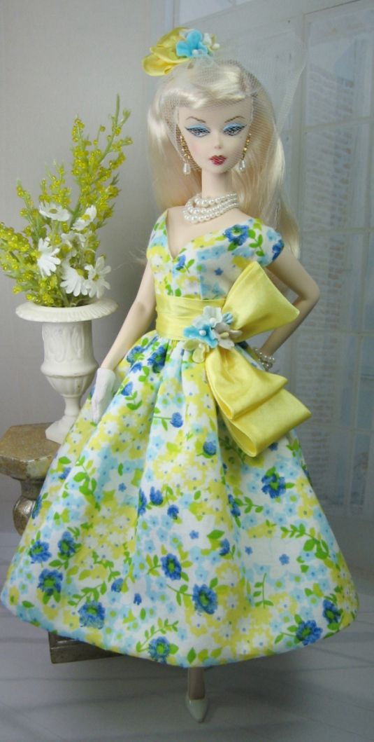 Serin for Silkstone Barbie by Matisse Fashions