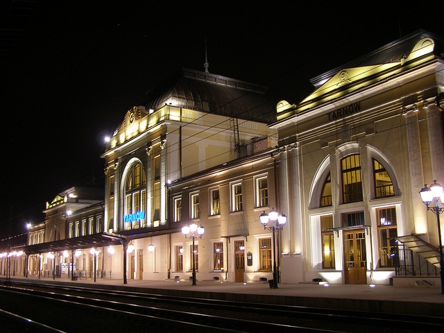 Tarnow, Poland Railway Station