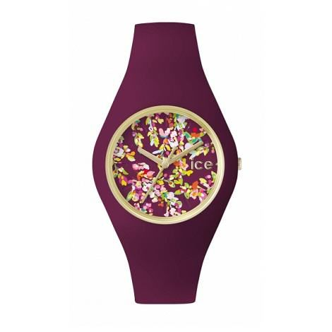 Montre violette Ice Flower - Ice Watch