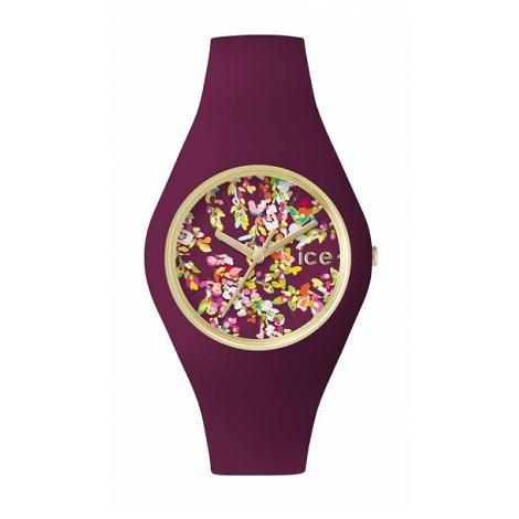 Montre violette Ice Flower - Ice Watch