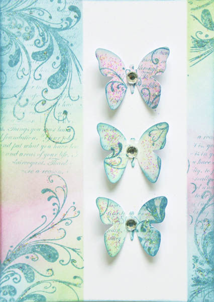 MT300 Blended Butterfly Trio