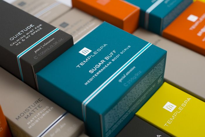 Packaging Design by John Asbridge at Coroflot.com