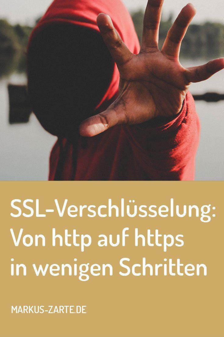 """SSL-Verschlüsselung: Von http auf https in wenigen Schritten Die letzte Zeit liest man vermehrt über SSL-Verschlüsselung. Sichere Webseiten sind das """"Must-have"""" in 2018 🙂 Warum ist das so? Google sind unsichere Webseiten seit längerer Zeit ein Dorn im Auge. Doch zukünftig geht Google noch einen Schritt weiter.   #HTTP #HTTPS #SSL-Verschlüsselung #Umstellung"""