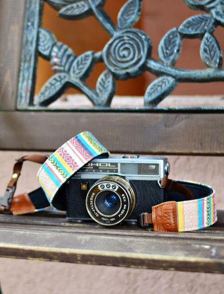 Kamerabänder - Kameragurt - ein Designerstück von KlickKlickZoom bei DaWanda