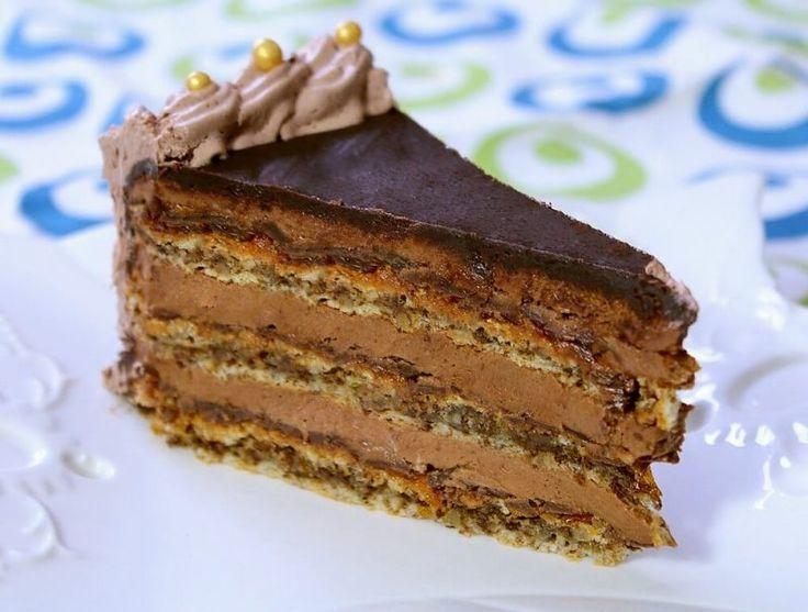 Jedna od najlepših torti koja u sebi sadrži kombinaciju oraha, čokolade i prženog šećera. Idealna kombinacija za vaš rodjendan ili bilo koji svečani povod. U daljem tekstu ću pisati o tri pripreme ove torte, od kojih je jedna za porodicu i manju meru, a uz nju biče još dve mere i to za kalup prečnik