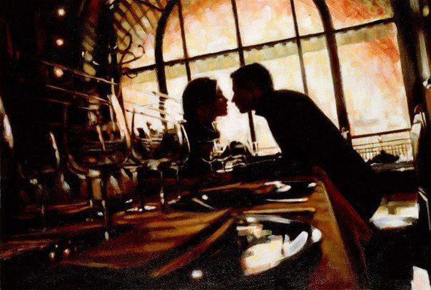"""""""Годы, любовники и бокалы вина - это не то, чему нужно вести счет"""".  Итальянская поговорка.  Тут и спешка ни к чему, ведь:  * Жизнь — это не погоня за чем-то. Это просто жизнь. Здесь и сейчас.  * Общение — это двигатель социальной жизни, беседа — это искусство. Близость - это тоже общение.   * Еда — это удовольствие, прием еды — это ритуал."""