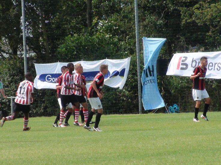 Holland, Heemskerk U19 Tournament, game against Rotterdam