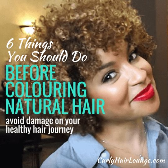 If you colour/dye your hair and you want to avoid damage, get the results and you want to prolong your hair colour take a look at these 6 tips before colouring your natural hair. Click through to read.