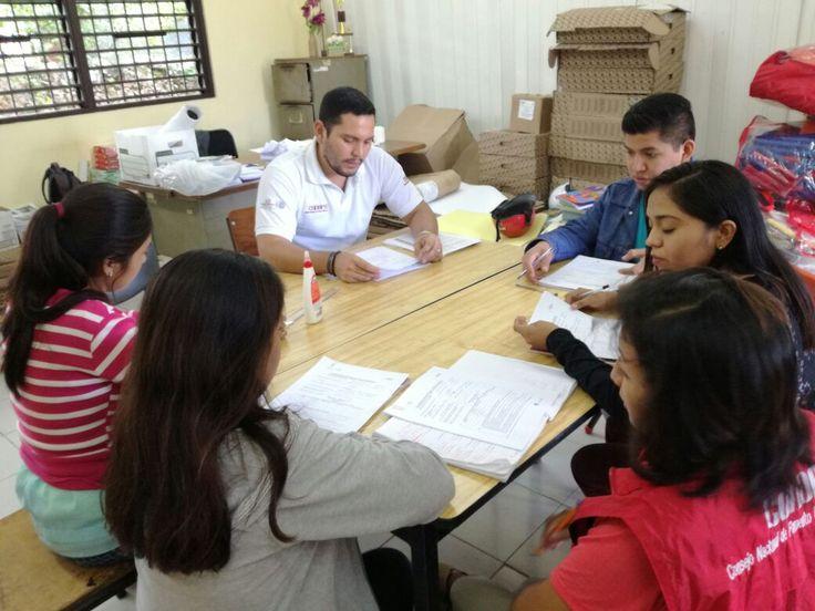 Integran comités de contraloría social en centros Conafe Yucatán