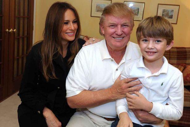 Melania e Barron Trump não vão se mudar para a Casa Branca