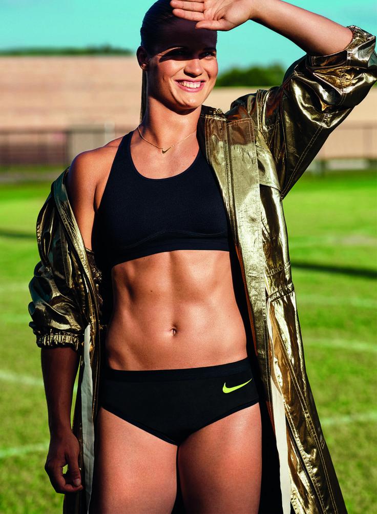 Dafne Schippers' coach doet een boekje open over haar strikte trainingsregime - Vogue Nederland
