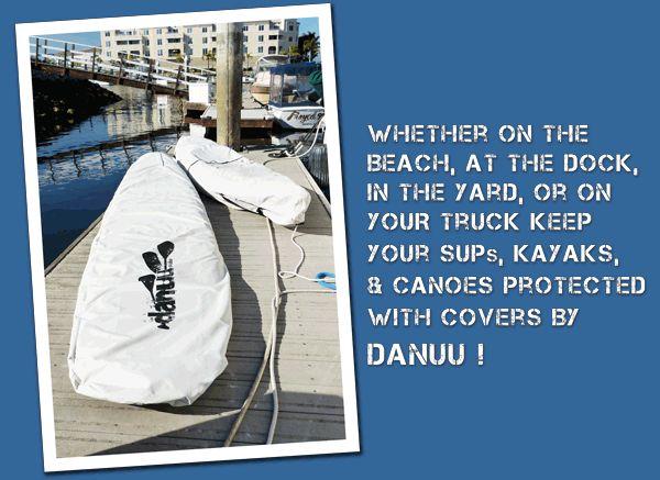 Danu Kayak covers