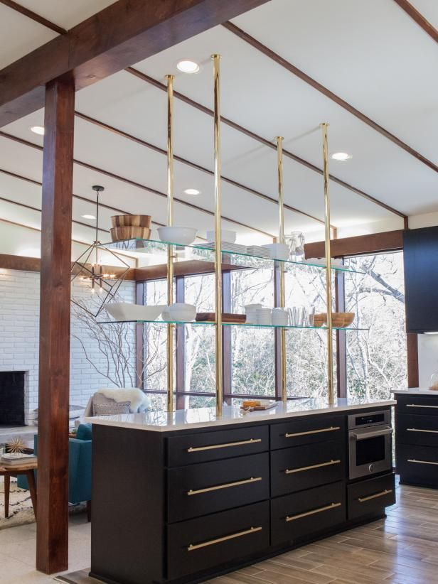 A Fixer Upper Take on Midcentury Modern