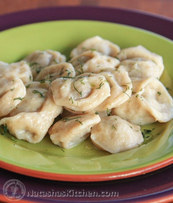 This recipe is for Russian Pelmeni along with a NEW dough recipe! This dough is softer, tastier and has more exact measurements. I strongly recommend a KitchenAid Mixer for the job. It's the workhorse of the kitchen. A pelmeni mold also speeds up the process....