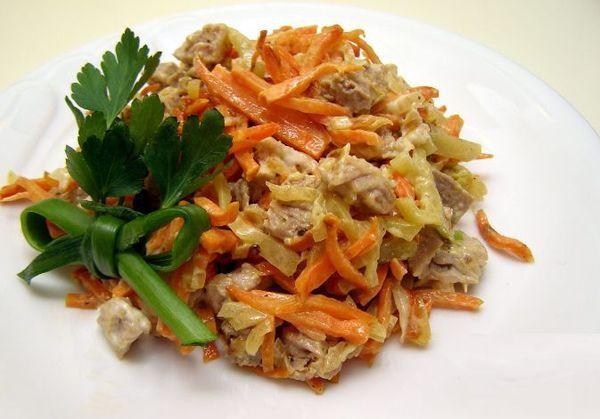 Необычные салаты на Новый год 2016: рецепты с фото вкусных и оригинальных блюд
