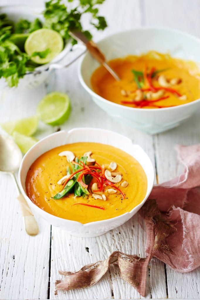 Get In My Belly: Kumara and Peanut Butter Soup Recipe - Move Nourish Believe