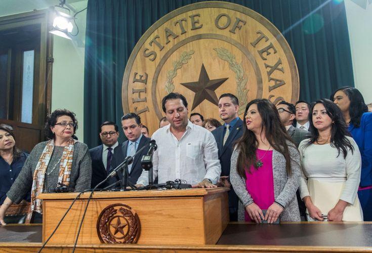 Texas representatives trade assault, threat allegations amid illegal immigration debate
