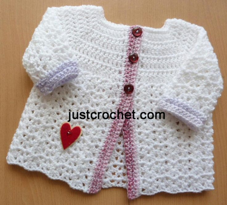 The 104 best Baby Crochet Clothing Patterns, Single Items images on ...