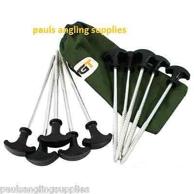 #Heavy duty fishing #bivvy / tent pegs in case for umbrella shelter #camping etc ,  View more on the LINK: http://www.zeppy.io/product/gb/2/141198248319/