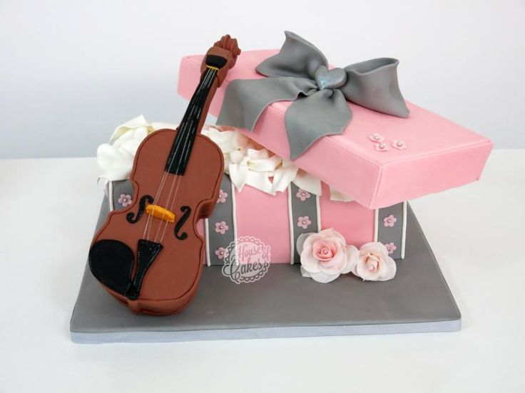 275 Best Images About Cakes For Music Lovers On Pinterest