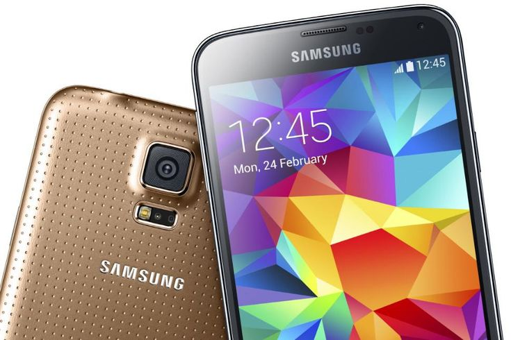 Samsung Galaxy S5 impressie