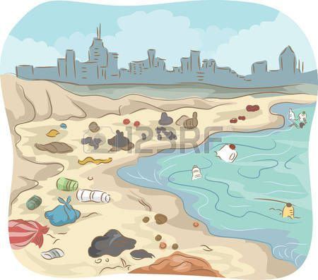 Image result for water pollution pictures for school project