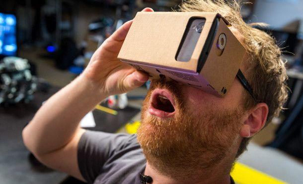 YouTube actualiza su aplicación Android para permitir visualizar vídeo en realidad virtual gracias a su Cardboard.