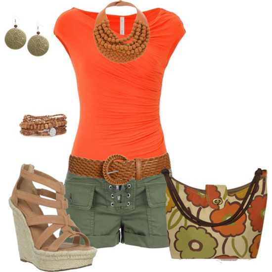 Polyvore Summer Outfits | girlshue - Latest & Cheap Summer Outfits & Dresses 2013 For Girls