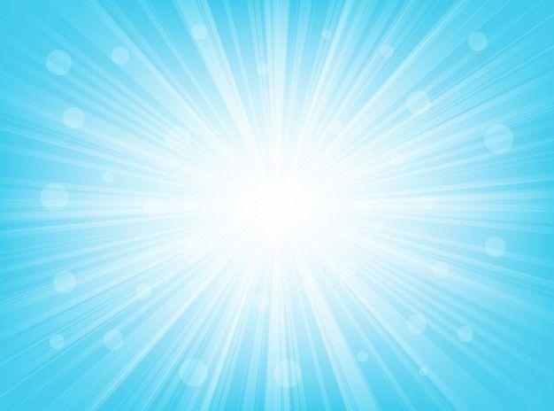 Radial Light Blue Abstract Sunburst Background Blue Abstract Geometric Neon Wallpaper Neon Wallpaper