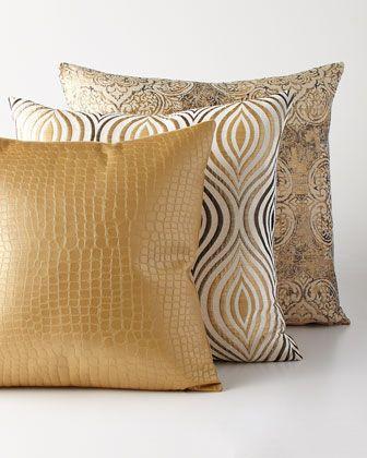 Cressida Pillows at Horchow.