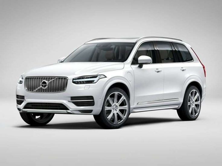 Research the 2017 Volvo XC90 Hybrid 54mpg