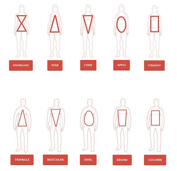 a7c70ff3da 1000+ ideas about Mens Body Types on Pinterest