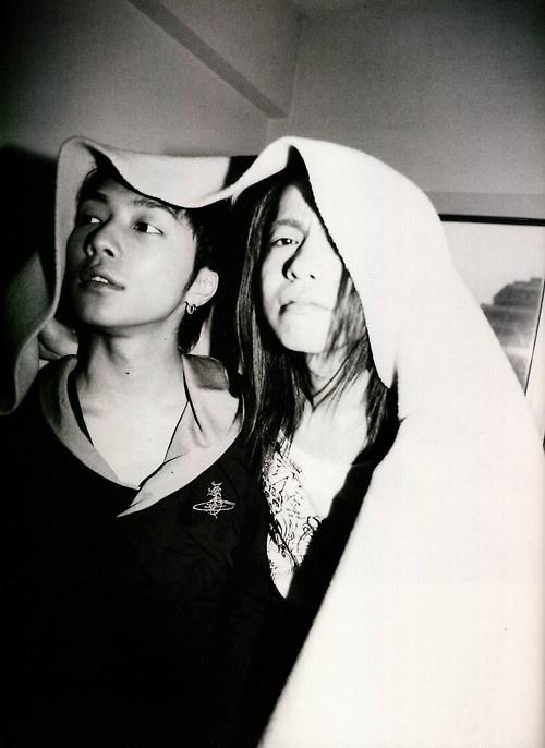 Hiroki Narimiya & hyde