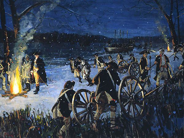 JAN. 3 - Battle of Princeton - 'Who but a Washington, inspired by Heaven, could have struck out the great maneuver of Princeton?'  Independence...was sealed and confirmed by God Almighty in the victory of General Washington at Trenton, and in the surprising movement and battle of Princeton...