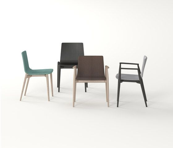 Chairs | Seating | Malmö armchair | PEDRALI | Michele. Check it out on Architonic