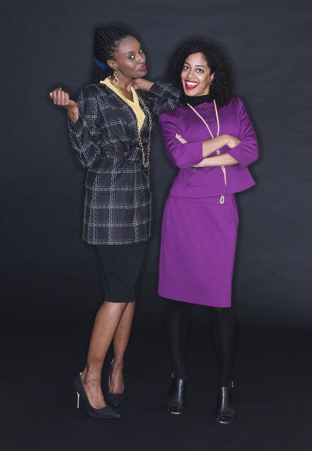 Aunt Viv #1 and Aunt Viv #2 | 21 Insanely Clever Halloween Costumes For You And Your Friends