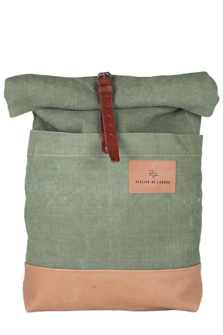 99619553dc2 Handcrafted bag 278 by Aterlier de L Armée